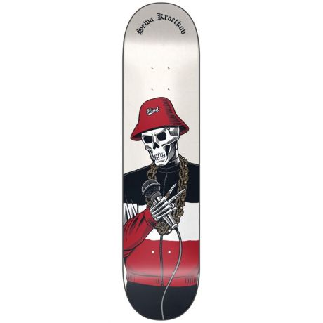 Blind Deck Reaper R7 Sewa (black/white/red)