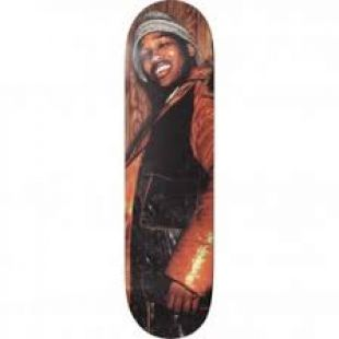 Deathwish Deck King Of Ny (orange/black)