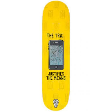 Jart Deck Sk8 Or Die (yellow)