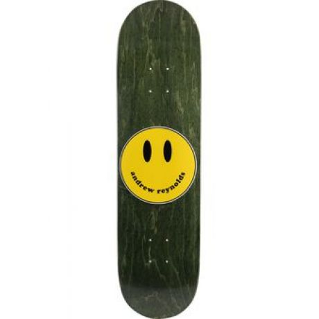 Baker Deck Andrew Reynolds Smiley (green)