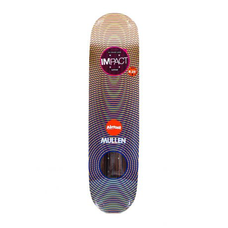 Almost Deck Metalic Vibes Impact Mullen (red/blue/gold)