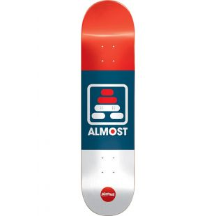 Almost Deck Alif R7 (red/wt/blu)