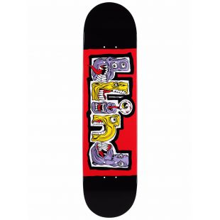 Blind Deck Hungry (black/red)