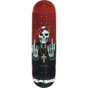Blind Deck Reaper Veneer R7 Morgan (red/black)