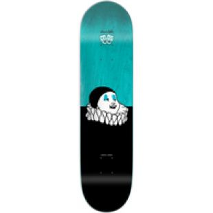 Chocolate Deck Perez Pagliacci (teal/black)