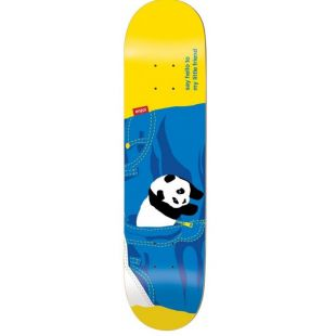 Enjoi Deck Little Friend R7 (yellow)