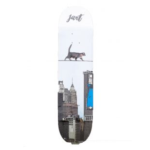 Jart Deck Metropolitan (steel white/black)