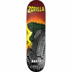 Baker Deck Rz Rozilla (orange/green)