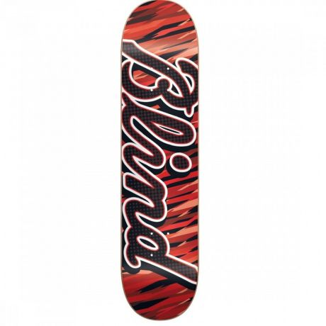 Blind Deck Stripes Rhm (red/black)