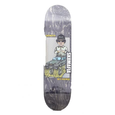 Sk8Mafia Deck Wes Kremer Legends II (black)