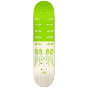 Real Deck Brockel Naptime (lime/white)