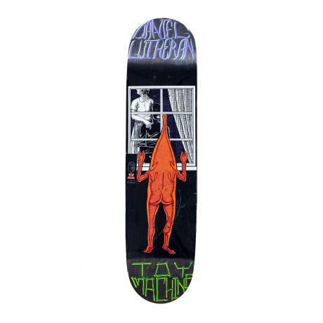Toy Machine Deck Lutheran Peeping (dark green)