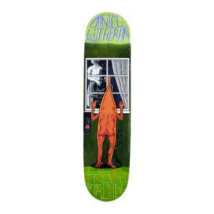 Toy Machine Deck Lutheran Peeping (green)