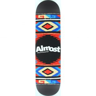 Almost Deck Aztec Blanket Hyb (black)