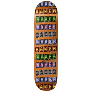 Baker Deck Kl Colored Pencil (orange)