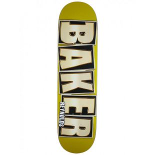 Baker Deck Brand Name Glitter (gold)