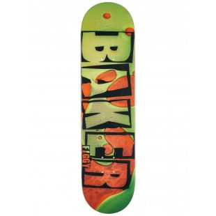 Baker Deck Jf Brand Name Lava (green/orange)