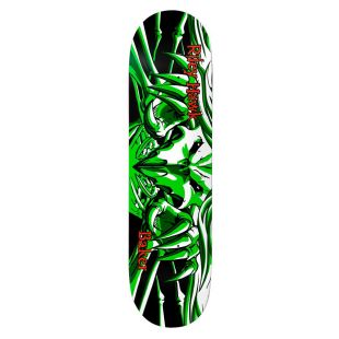 Baker Deck Rh Falcon (black/green)