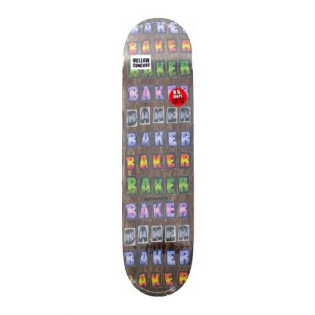 Baker Deck Kl Colored Pencil (brown)