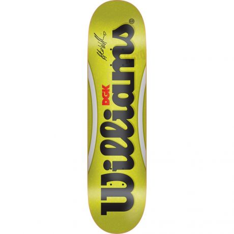 DGK Deck Williams Baller (green)