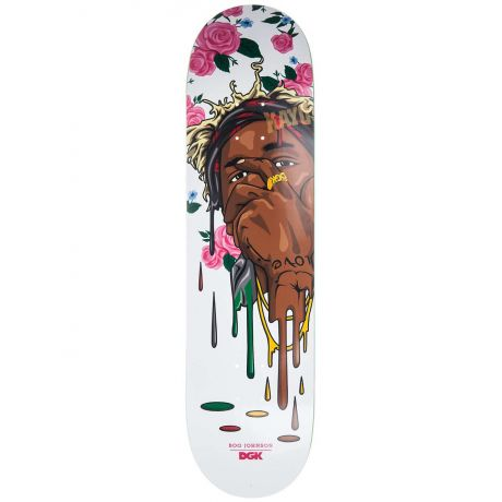 DGK Deck Boo Murked (white/pink/black)