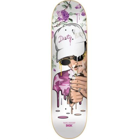 DGK Deck Vaughn Murked (white/pink)