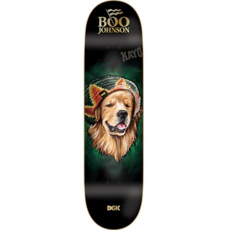 DGK Deck Spirit Animals (boo johnson)