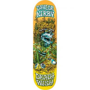 Deathwish Deck Tk Buried Alive (orange/camo/yellow)