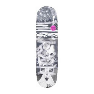 Deathwish Deck Jd Millennia (black/white)