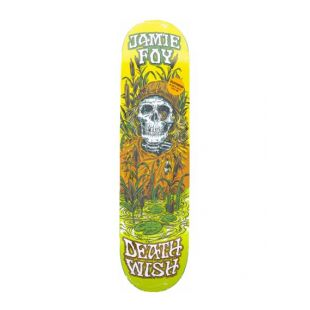 Deathwish Deck Jf Buried Alive (yellow/brown/green)
