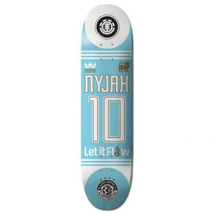 Element Deck Blazed Nyjah
