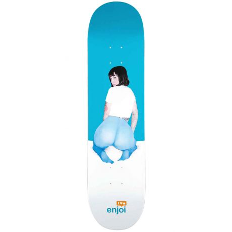 Enjoi Deck Trina R7 (blue)