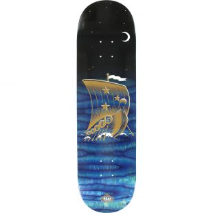 Real Deck Davis Starboard (black/blue)