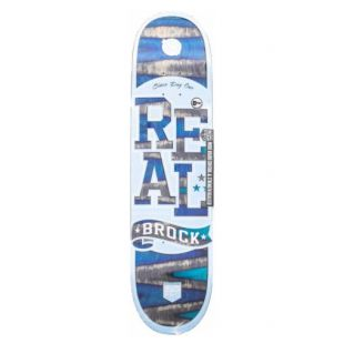 Real Deck Brock Spctrm Lwpr (light blue)