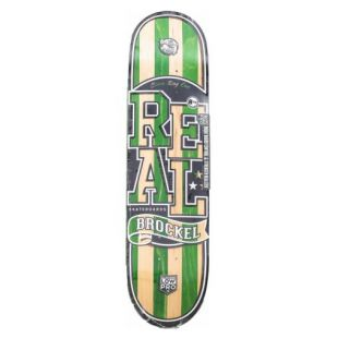 Real Deck Brockel Splc Lopro (black/green/natural)