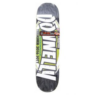 Real Deck Donelly Vanlife (black/green/white)