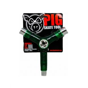 Pig Tool Skate Tool (transparent green)