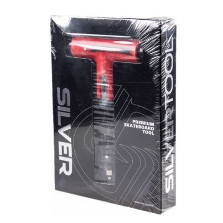 Silver Tool Silver Tool (red/black)