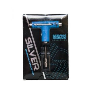 Silver Tool Tool Neon (blue/silver)