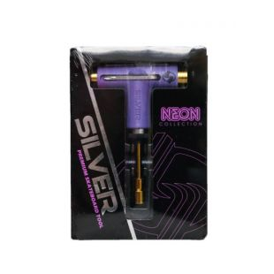 Silver Tool Tool Neon (purple/gold)