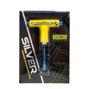 Silver Tool Tool Neon (yellow/blue)