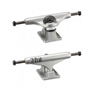 Independent Trucks Ave Clear (matte silver)