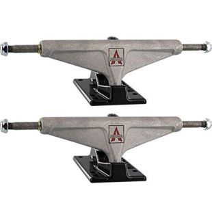 Venture Trucks Icon Raw Hi (silver mat/black)