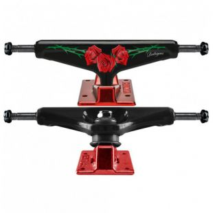 Venture Trucks P Rod Roses Hollow Light (black/red)