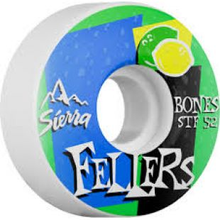 Bones Wheels Fellers Mist Formula V3 (white/blue)