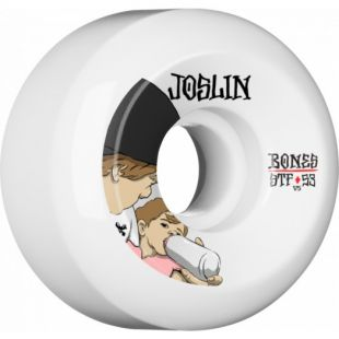 Bones Wheels Joslin London Formula V5 (white)