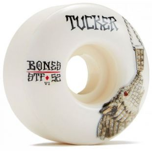 Bones Wheels Tucker Wolf Chain Formula V1 (white)