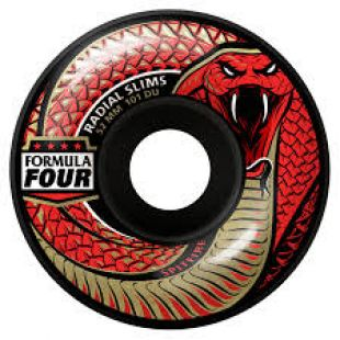 Spitfire Wheels Formula Four 99D Death Radalslim (burgundy)
