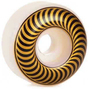 Spitfire Wheels Classic (white/yellow)