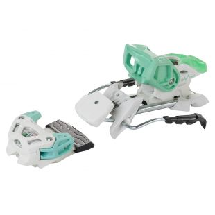 Tyrolia Attack 12 Brake 110 solid white/mint